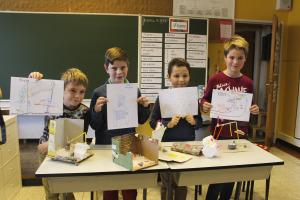 De deelnemende scholen en hun briljante ideeën