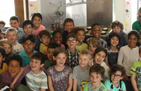 Inhuldigingsfeest van de droommachines voor en door kinderen