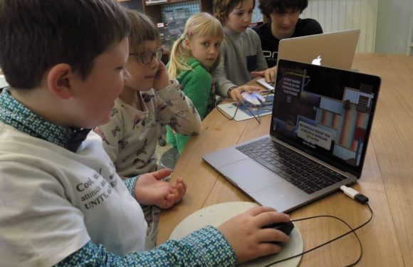 Howest game studenten: superhelden voor de kinderen