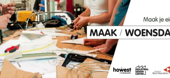 Maakwoensdagen voor leerkrachten: ontwerp & maak je eigen STE(A)M-project