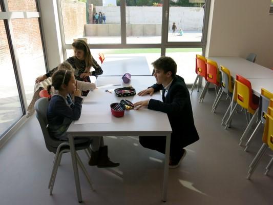 co-creatie met de lagere school