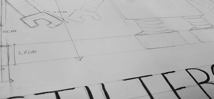 Stiltebotje ontwerpen
