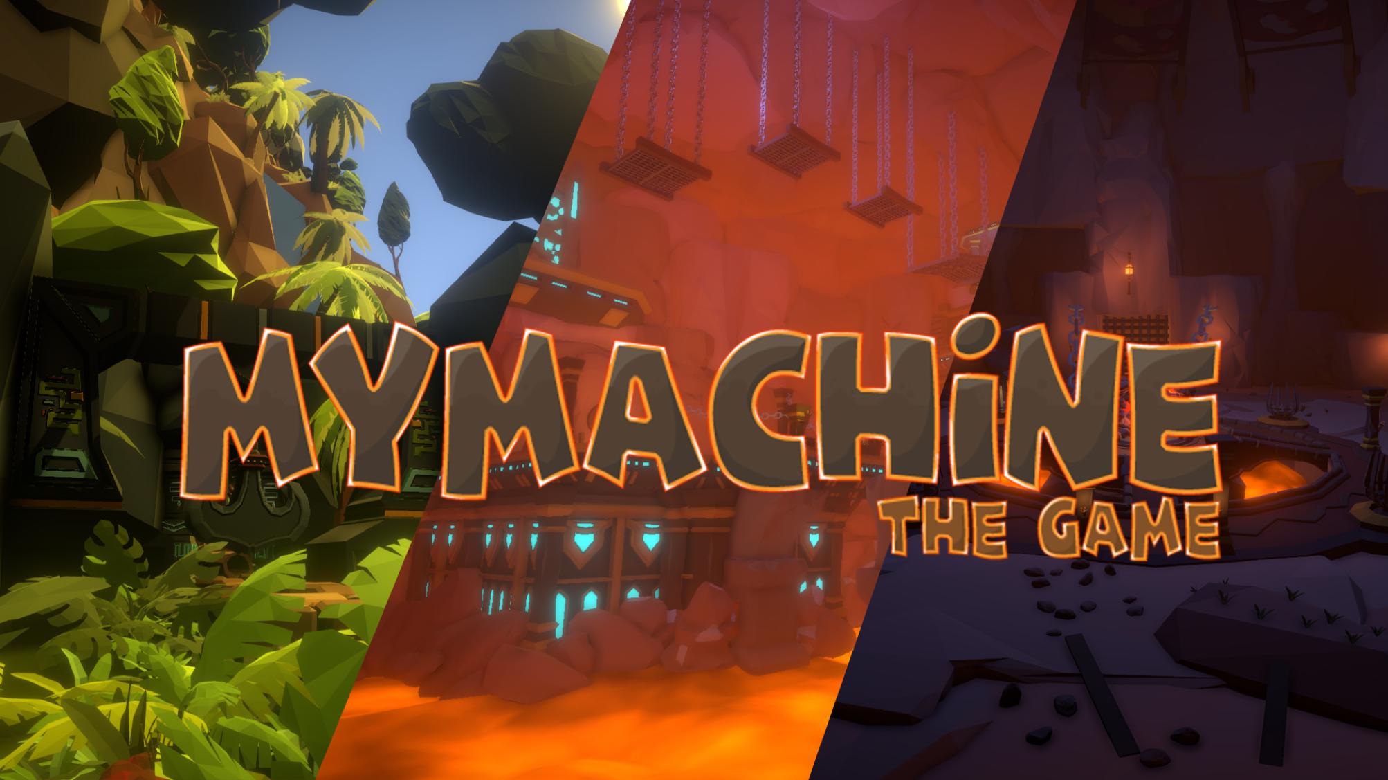 Machine van de maand: MyMachine, the game