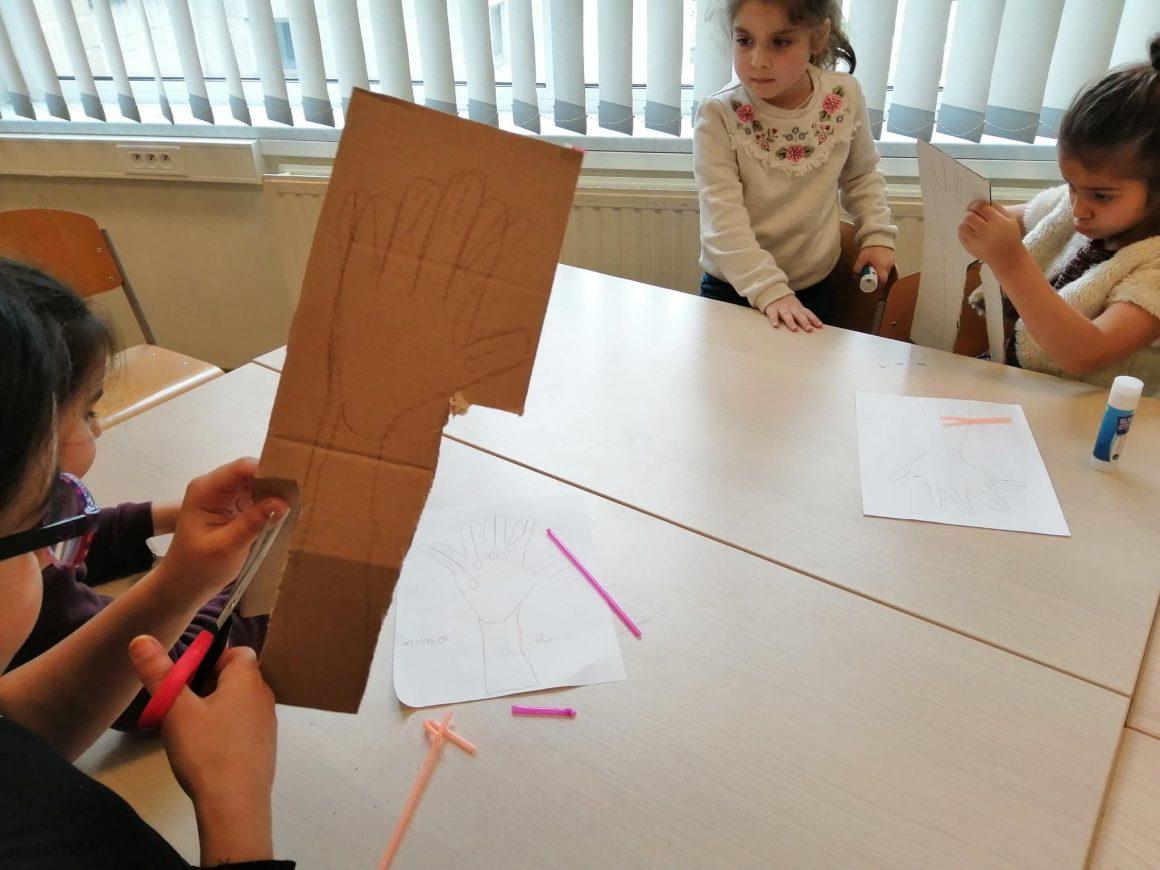 Robothand workshop