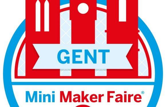MyMachine op Maker Faire Gent