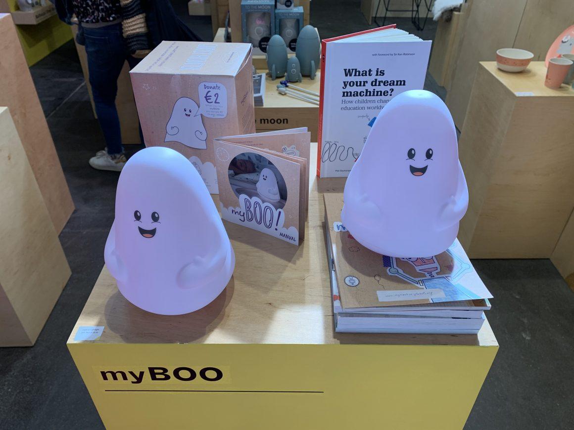 myBOO, een eerste afgewerkt MyMachine product in de winkelrekken