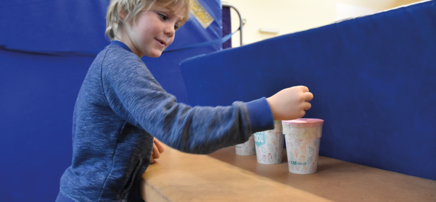 Co-creatie sessie in lager onderwijs – De stemming