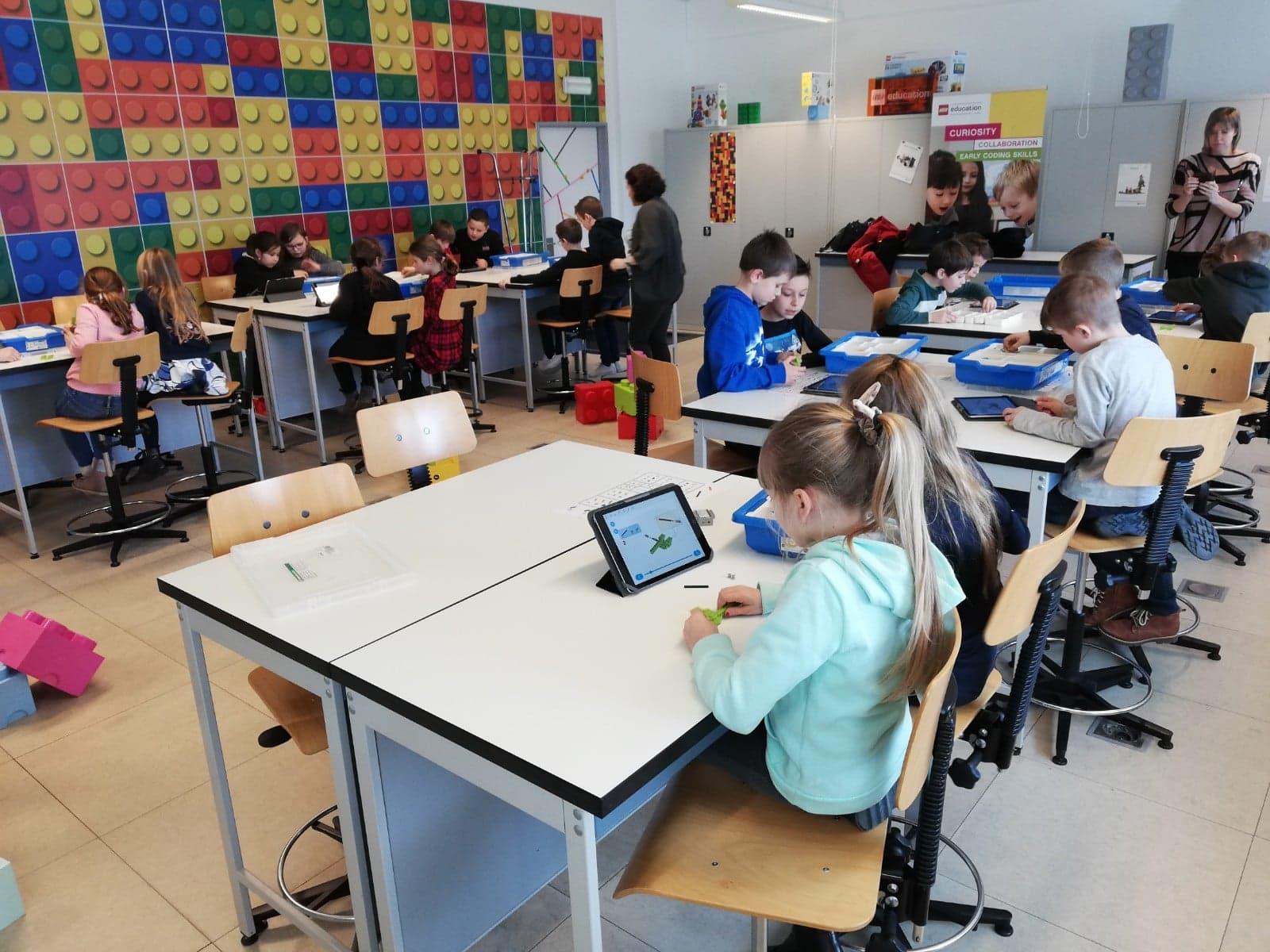 Workshop leerlingen lager onderwijs