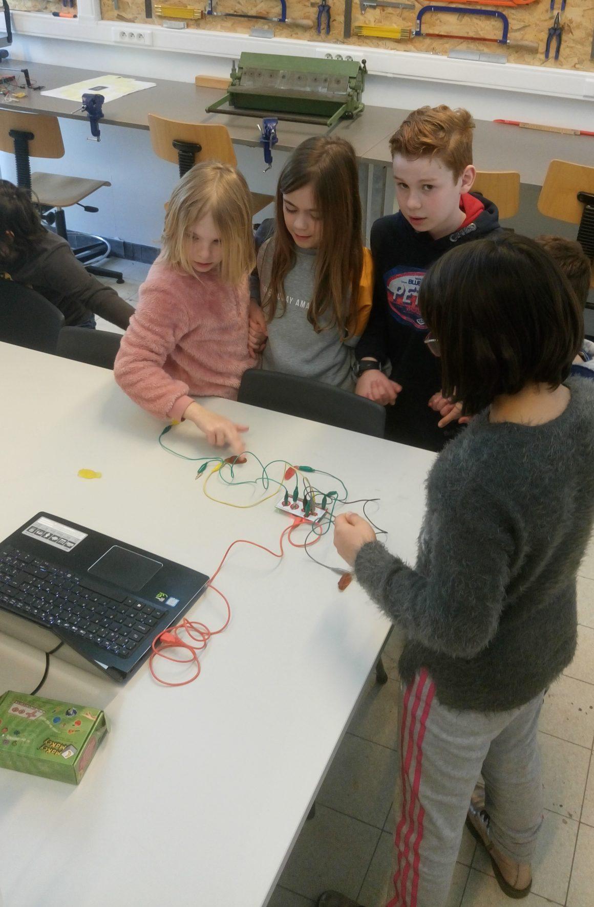Workshop – voorproefje vriendschapsmachine