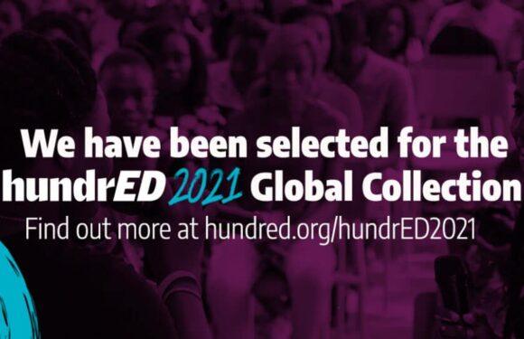 MyMachine is opgenomen in de HundrED Innovator 2021-lijst als één van de beste  onderwijsinnovaties  wereldwijd