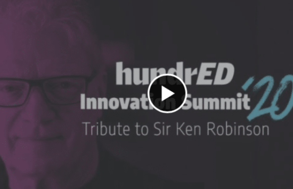 Global Tribute to Sir Ken Robinson
