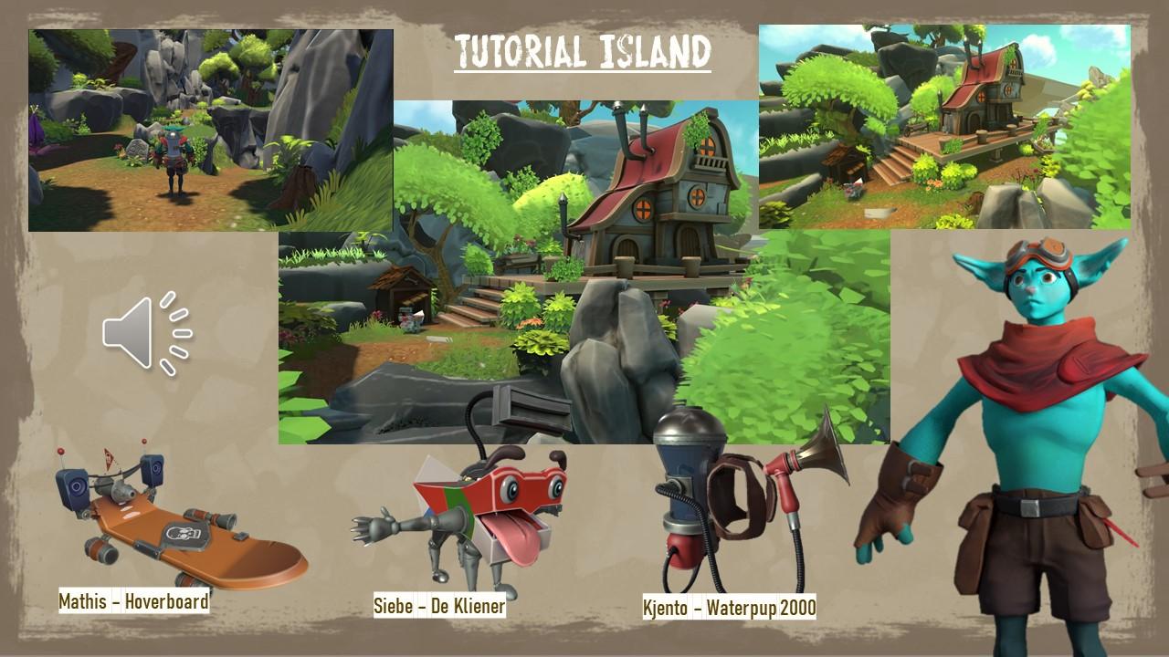 Introducing Tutorial Island