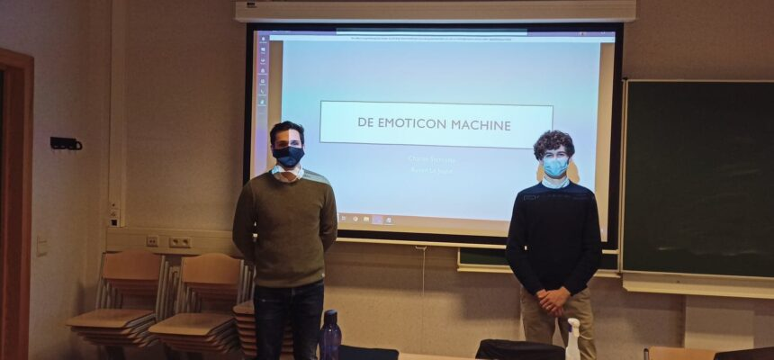 Presentatie Emoticon machine