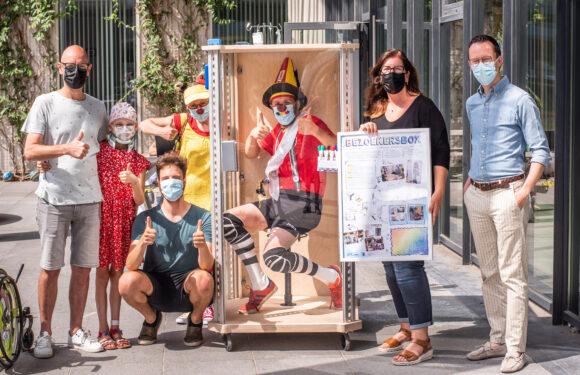 MyMachine 2020-2021 presenteert 'De Bezoekersbox'