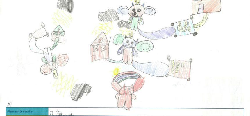 Ideefase in het lager onderwijs