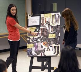 Presentatie concepten voor jury