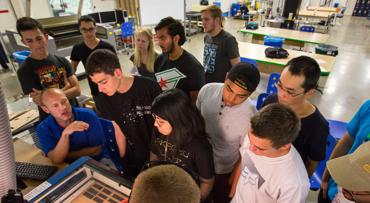 Start bouw werkend prototype in secundair onderwijs