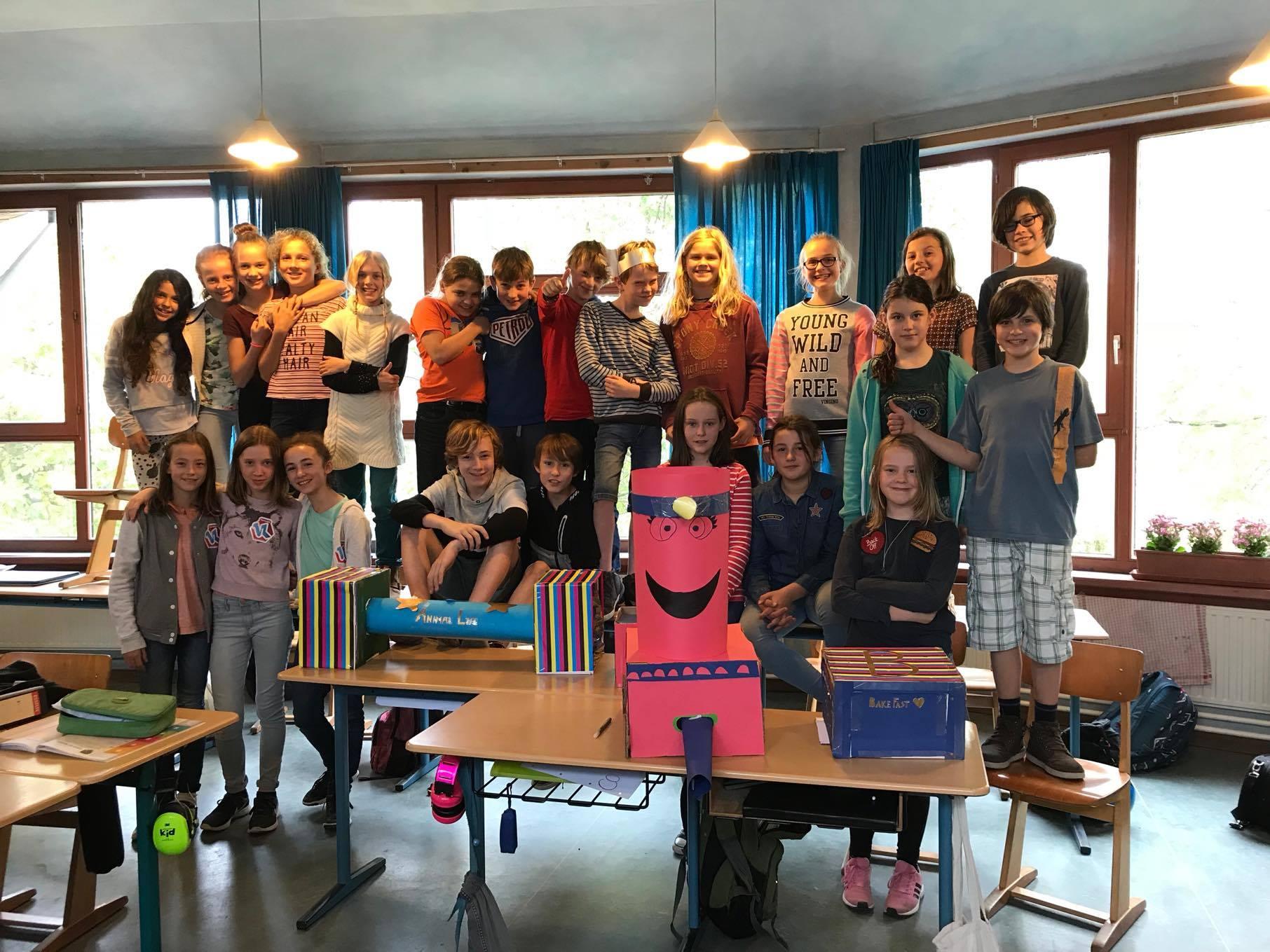 Co-creatie: bezoek Sterrendaalders