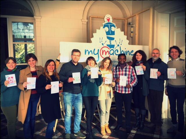 MyMachine Global verwelkomt regiocoördinatoren