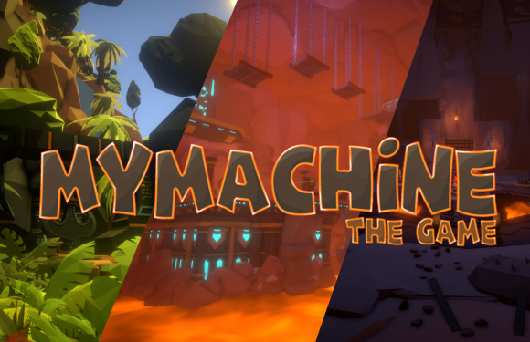 Machine van de maand: MyMachine, the game