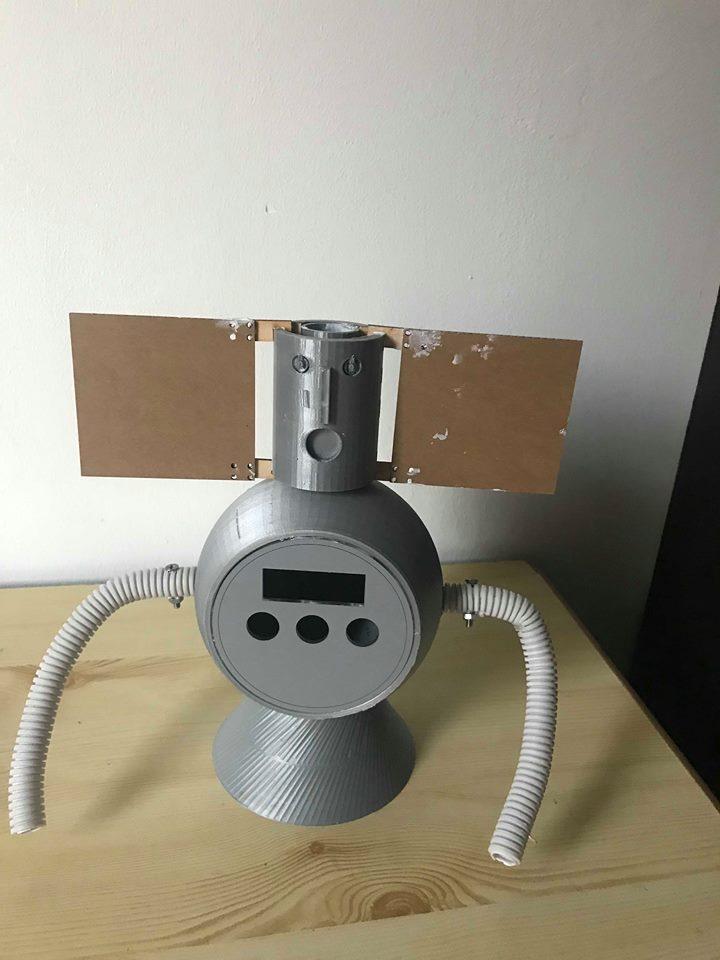 Voorstelling van het prototype!