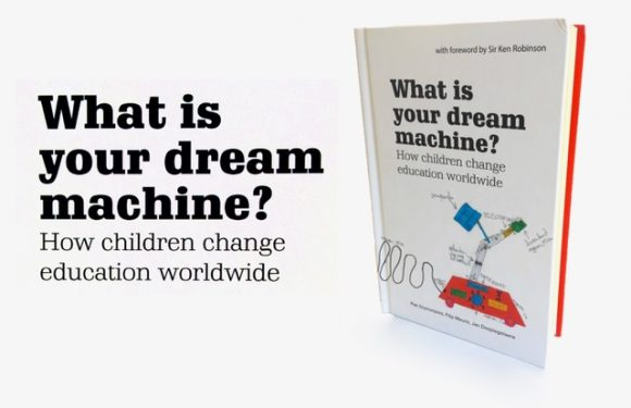 Lancering MyMachine boek What is Your Dream Machine? How Children Change Education Worldwide.