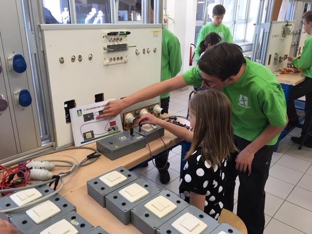 STEAM-machine workshops in secundair onderwijs