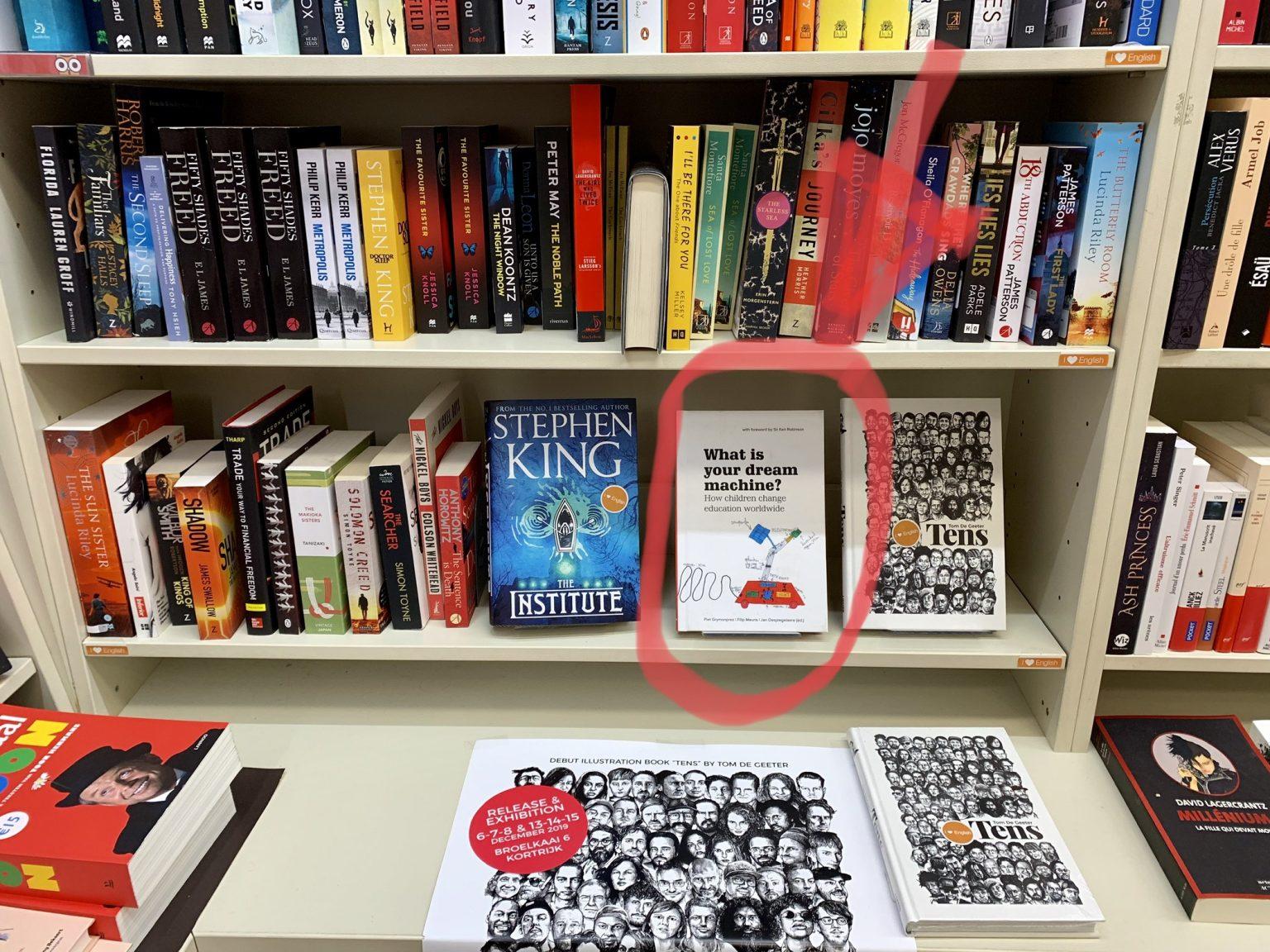 MyMachine boek in Standaard boekhandel