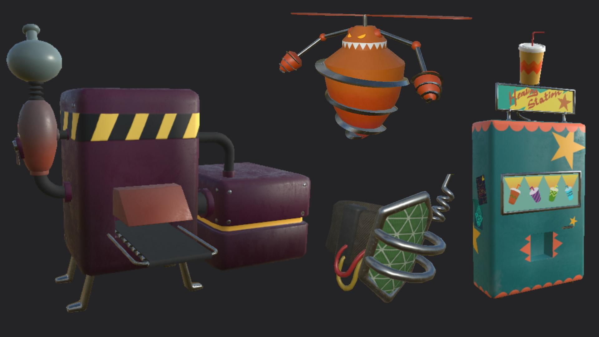 Uitvindingen in 3D