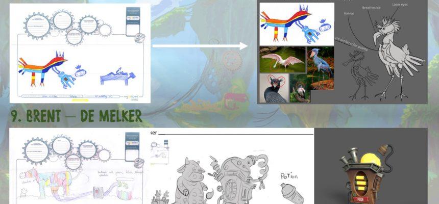 Yoran – MakerChillVogeltonman & Brent – De Melker