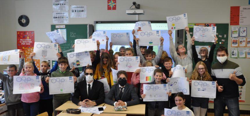 Creativiteit sessie in De Graankorrel in geluwe