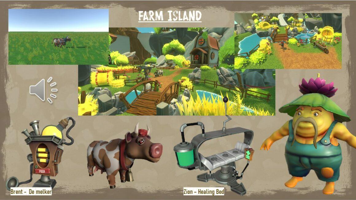 Introducing Farm Island