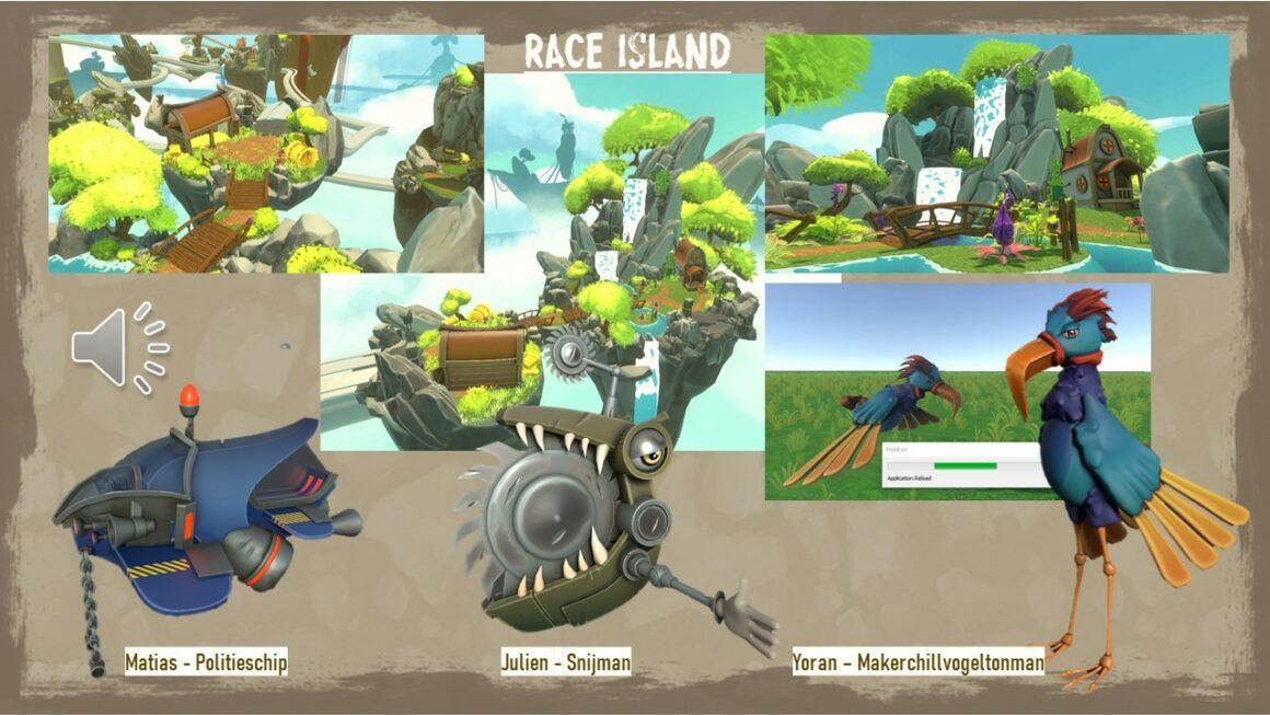 Introducing Race Island