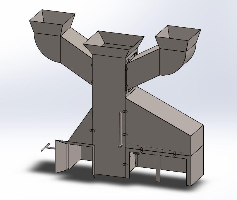 Aangepaste versie van de Robota Klussanias!